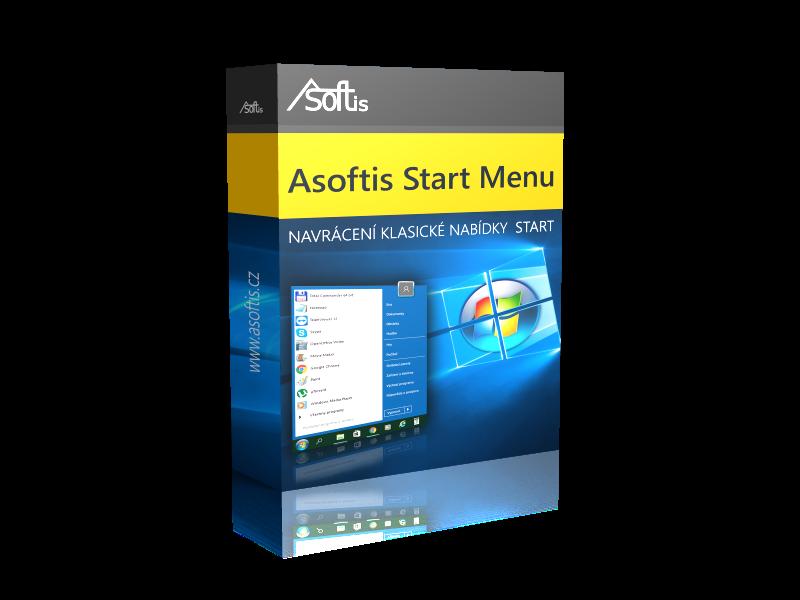 Zpříjemněte si práci klasickou nabídkou Start z Windows 7