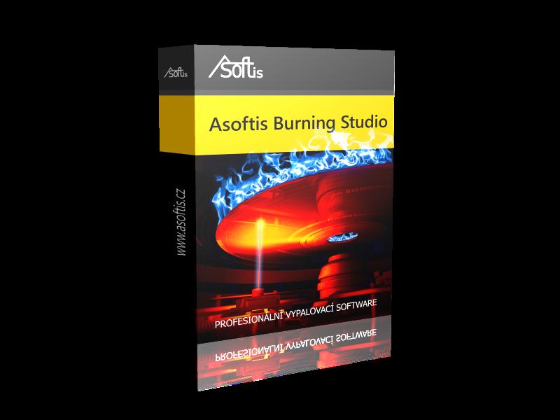 Asoftis Burning Studio: zkopíruje, vypálí a zazálohuje na CD, DVD, Blu-ray i M-Disk