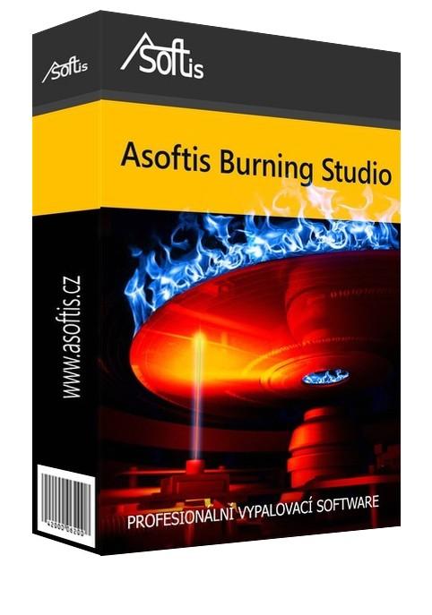 Asoftis Burning Studio: vypálí jakýkoliv formát na jakékoliv médium vč. CD a DVD